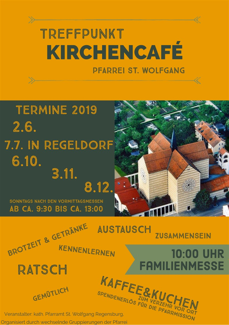 Kirchencafe 2019